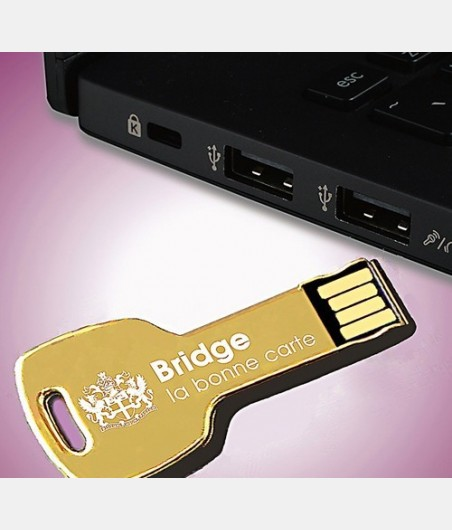 Apprenez à jouer la bonne carte Clé USB PC LOG2601 Logiciels et conférences