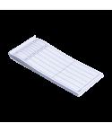 Carnet de partie libre MAR1108 Feuilles et carnets de marque