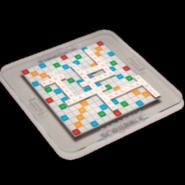 Scrabble plateau en verre SCR1026 Scrabble