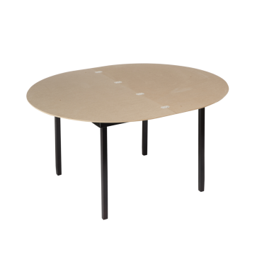Round extension tray 6 people