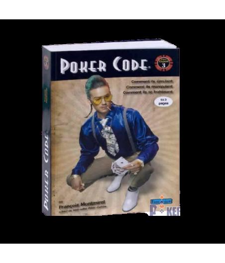 Poker Code LIV4254 Livres de jeux