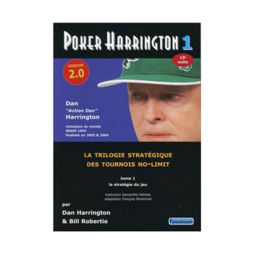 Poker Harrington Tome 1