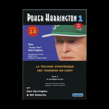 Poker Harrington Tome 1 LIV42584 Livres de jeux