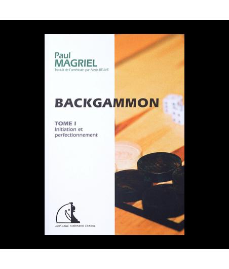 Backgammon T1 LIV4025 Livres de jeux