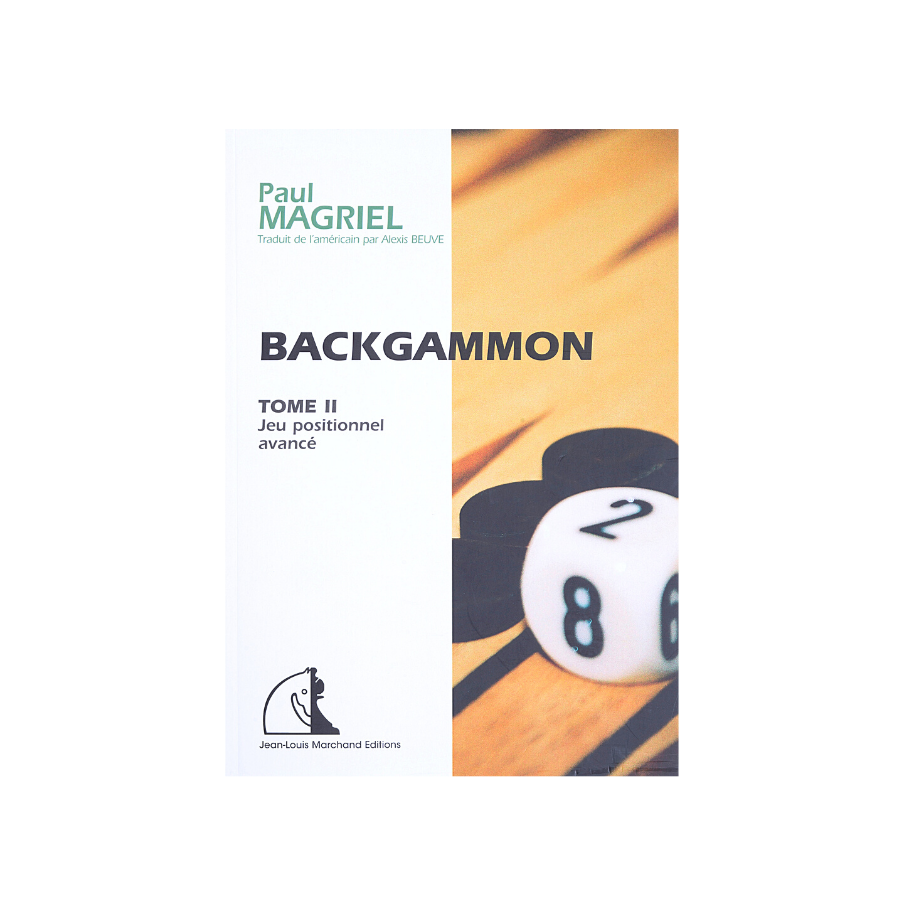 Backgammon T2 LIV4026 Jeux