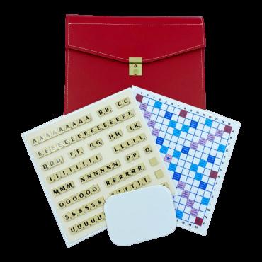 Scrabble magnétique avec étui SCR110A Scrabble