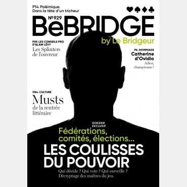 BeBRIDGE - Septembre 2020 bri_journal929 Anciens numéros