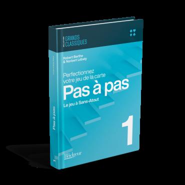 Pas à Pas Tome 1 - Nouvelle édition [version luxe reliée] LIV10161 Librairie