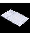 Feuilles de marque pour Duplicate MAR1100 Feuilles et carnets de marque