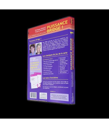 Puissance Bridge 1 LOG1256 Logiciels et conférences