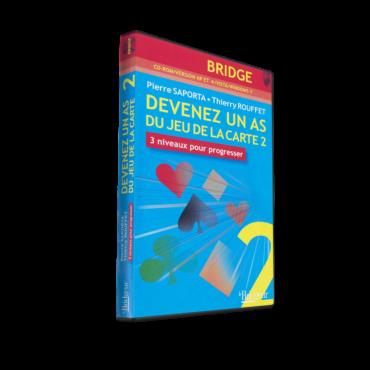 Devenez un As du jeu de la carte 2 LOG1271 Logiciels de bridge