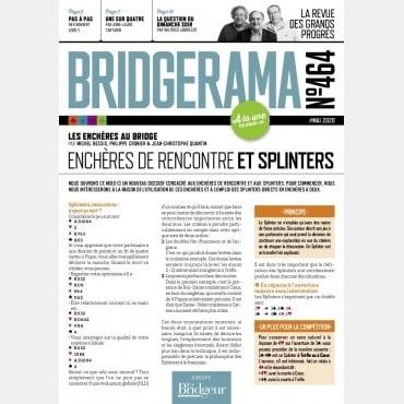 Bridgerama - Mai 2020 rama_464 Anciens numéros