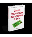 Grand dictionnaire des enchères à deux LIV10299 Nouveautés