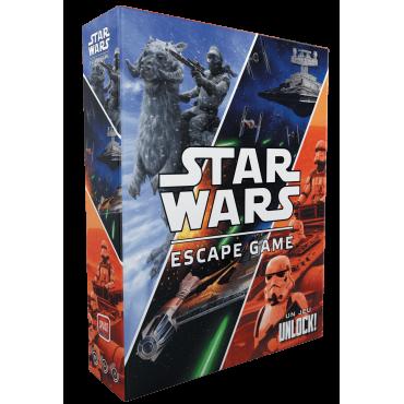 Unlock! Star Wars The Escape Game JEU11137 Produits en attente
