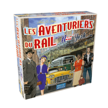 Rail Adventurers - New York