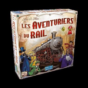 Rail adventurers