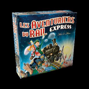 Les Aventuriers du Rail - Express JEU56032 Jeux