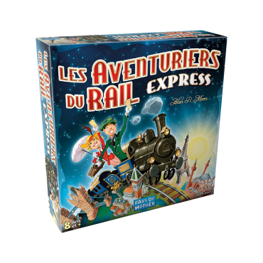 RAIL-EXPRESS ADVENTURERS