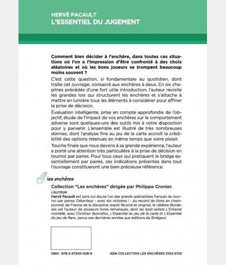 L'Essentiel du jugement LIV11641 Librairie