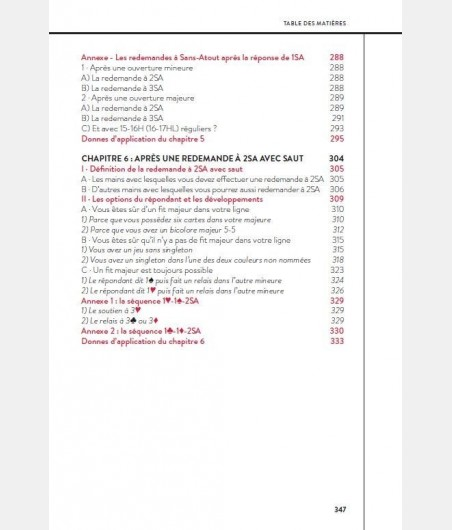 Cahier de l'Université du Bridge CUB 5 : Les Ouvertures et Redemandes à Sans-Atout LIV10001 Librairie