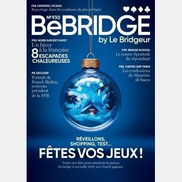 BeBRIDGE - Novembre 2020 bri_journal930 Anciens numéros