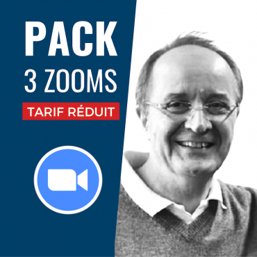 Pack 3 conférences + Replay : Marc Kerlero PACCONF3 Accueil