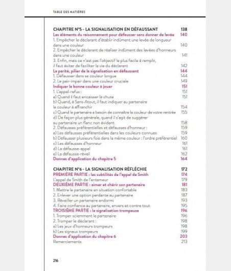 Cahier de l'Université du Bridge CUB 1 : La Signalisation LIV10492 Librairie