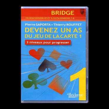 Devenez un As du jeu de la carte LOG1270 Logiciels de bridge