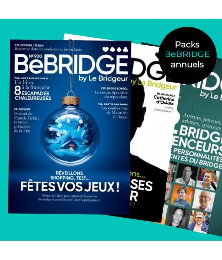 Pack revues numériques BeBRIDGE REVBB20 Accueil