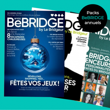 BeBRIDGE magazine pack -...
