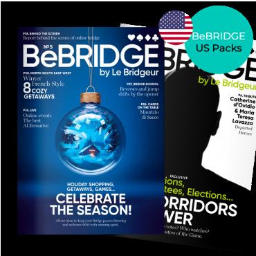 BeBRIDGE magazine pack -...