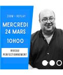 Zoom + Replay : Les enchères de chelem sur 1 SA - Olivier Giard CONF81 La boutique
