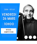 Zoom + Replay : Jeu de la carte : le bon minutage - Alain Lévy CONF83 La boutique