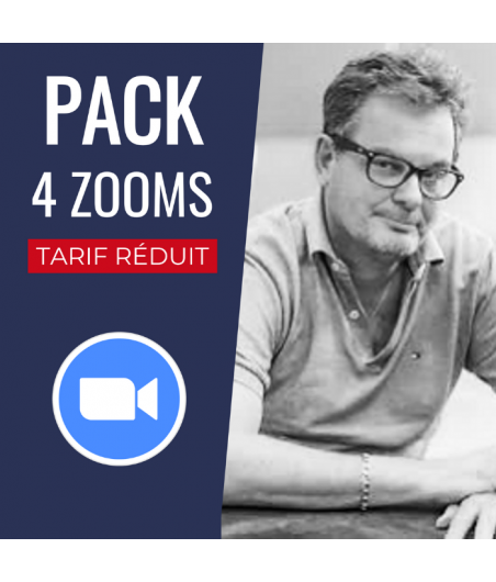Pack 4 Conférences Zoom + Replay : Laurent Thuillez PACCONF17 Accueil