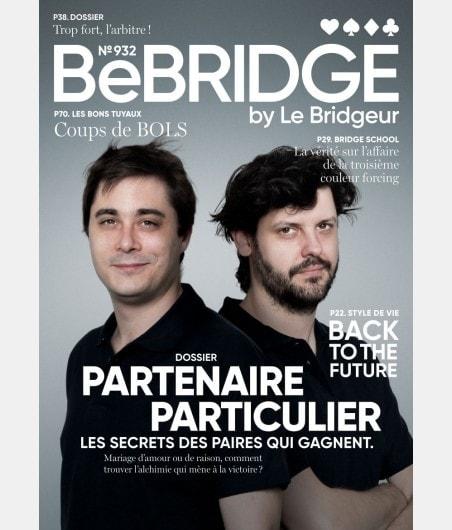 BeBRIDGE - Mars 2021 bri_journal932 Anciennes revues BeBridge - format papier