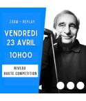Zoom + Replay : Ouvertures de 2T et 2K - Alain Lévy CONF102 La boutique