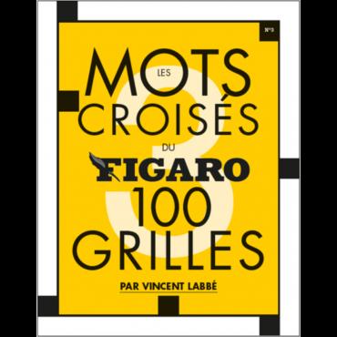 Les mots croisés du Figaro n°3, 100 grilles LIV42472 Librairie
