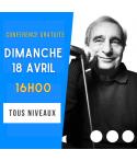Conférence gratuite BBO 16H : La 4ème couleur forcing - Alain Lévy CONFBBO1 Conférence gratuite avec Alain Lévy, en partenari...