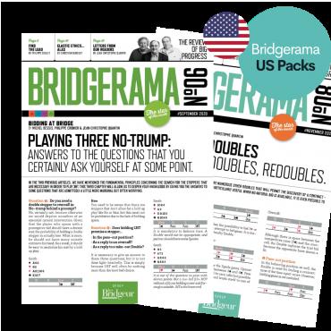 Pack revues numériques anglaises Bridgerama REVBA20US Packs Magazines numériques