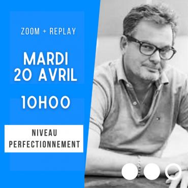 Zoom + Replay - Flanc : interférences et déductions en fonction du jeu du déclarant - Laurent Thuillez CONF99 La boutique
