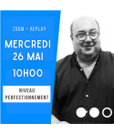 Zoom + Replay : Plan de jeu en défense à la couleur - Olivier Giard CONF125 La boutique