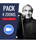 Pack 4 Conférences Zoom + Replay : Alain Lévy PACCONF24 Accueil
