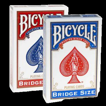 Jeu de cartes Bicycle bridge CAR10422 Accueil