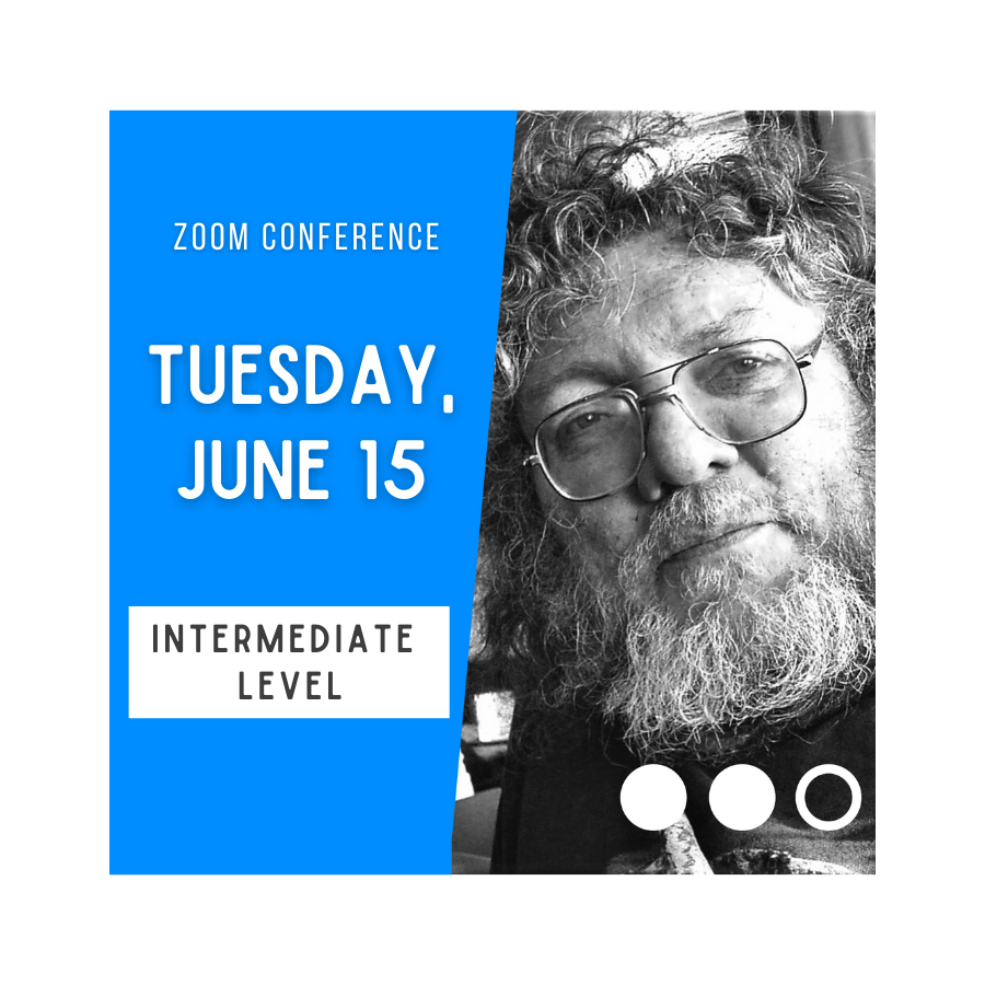 Zoom conference : Drawing trumps - Marc Smith CONFUS3 UK