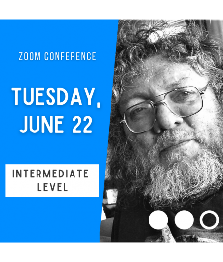 Zoom conference : Hold-up plays - Marc Smith CONFUS4 UK