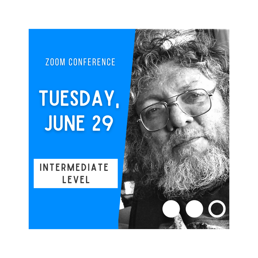 Zoom conference : Entries - Marc Smith CONFUS5 UK