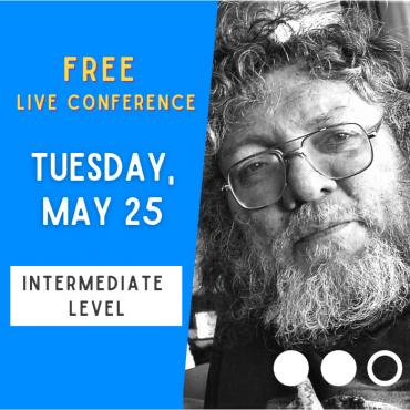 Free conference with Marc...