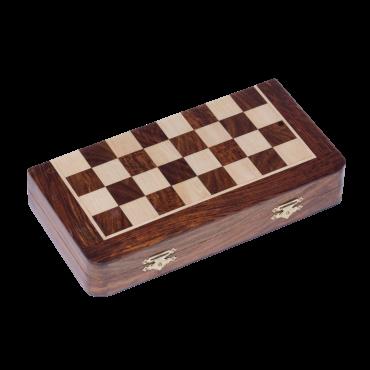 Coffret échecs magnétique - 25 x 13 cm ECH1602 Échecs