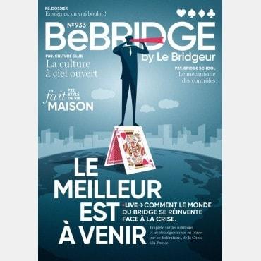 BeBRIDGE - Mai 2021 bri_journal933 Anciennes revues BeBridge - format papier
