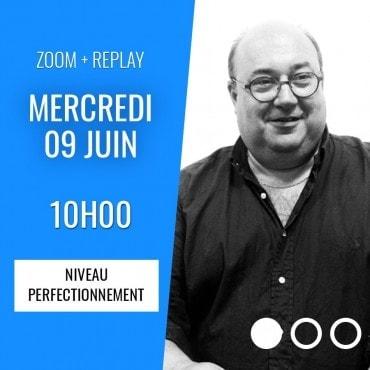 Zoom + Replay : Les soutiens modernes après une intervention - Olivier Giard CONF132 La boutique